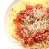 Italian Spaghetti Squash Pasta Bowls