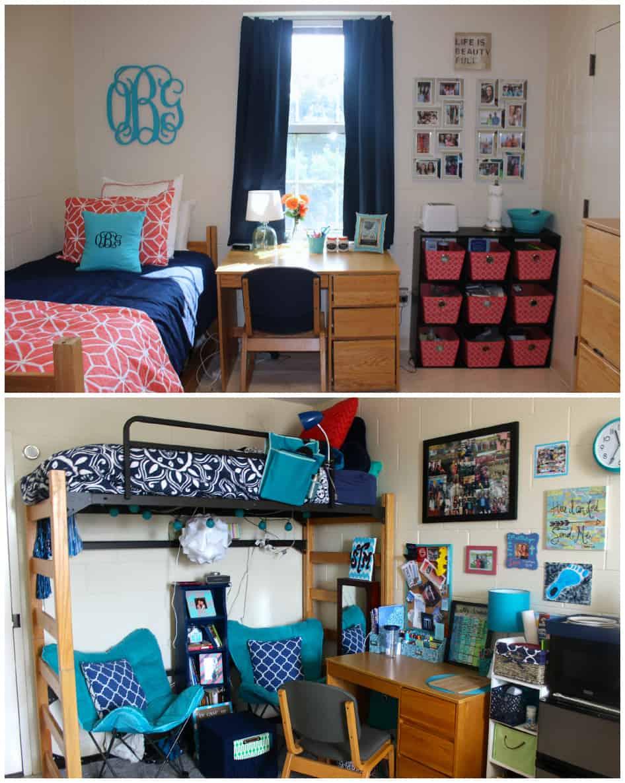 Unc Dorm Tour Dorm Room Tour Healthy Liv