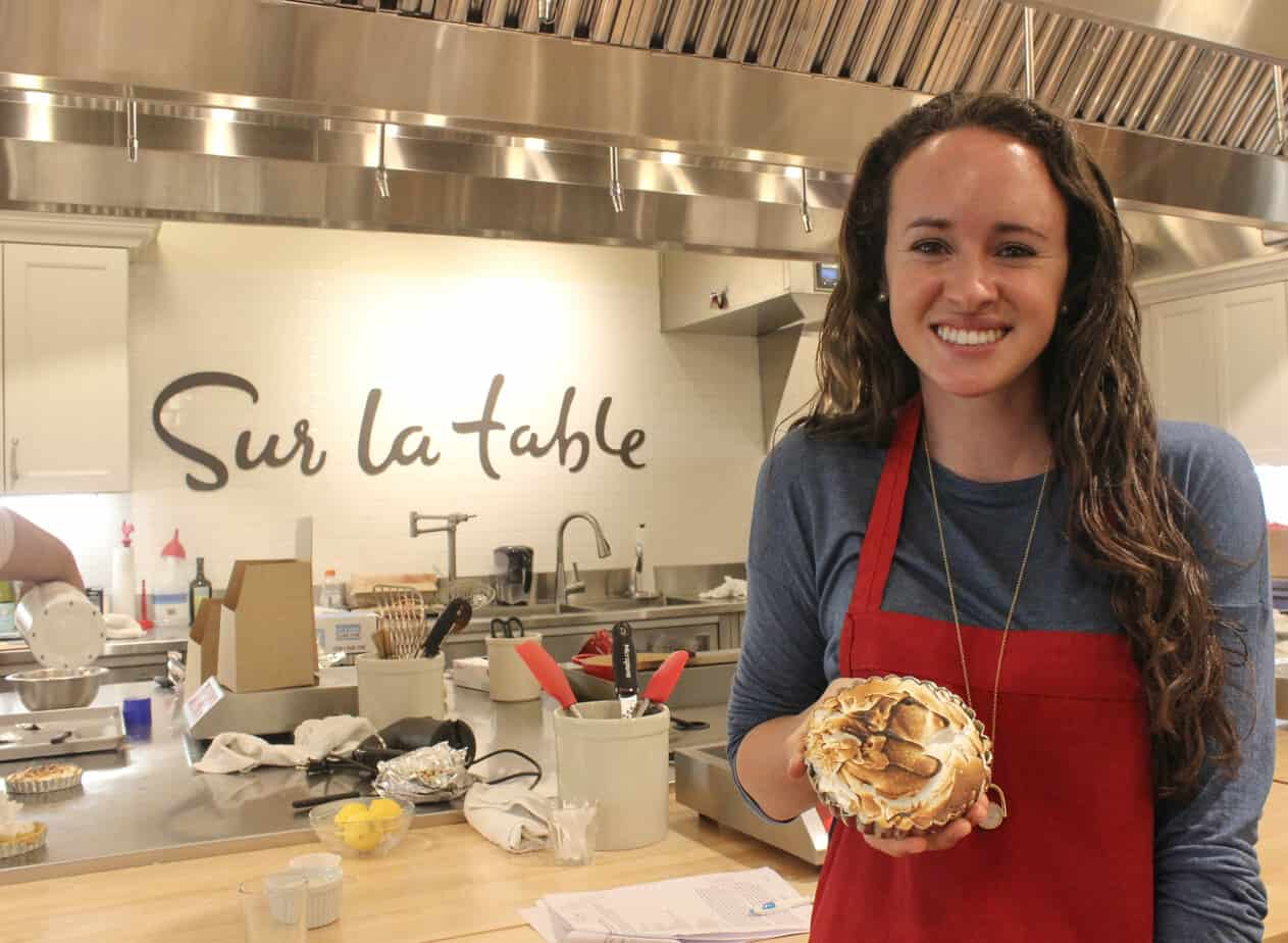 What are some tips for taking baking and pastry classes?