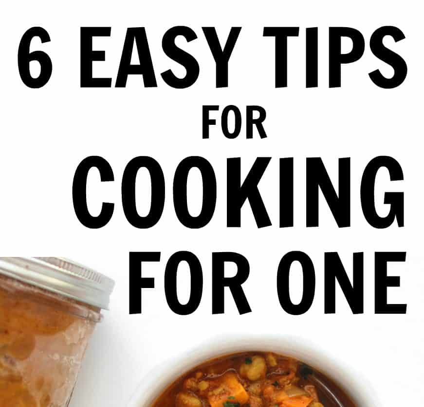6 Tips To Using Coral In The Kitchen: 6 Easy Tips For Cooking For One