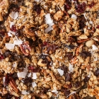 Coconut Oil Kitchen Sink Granola