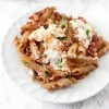 Cheesy One-Skillet Baked Ziti