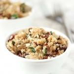Simple Mediterranean Quinoa