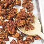 Simple Honey-Glazed Pecans