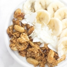 Extreme Peanut Butter Granola