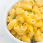 Healthy Butternut Squash Mac 'n' Cheese