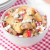 Warm Roasted Potato Salad