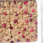 Walnut Cranberry Pear Baked Oatmeal