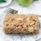 Easy Apple Cinnamon Baked Oatmeal