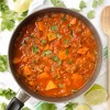 8-Ingredient Paleo Sweet Potato Chili