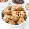 Pretzel Peanut Butter Energy Bites