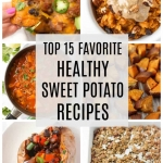 15 Amazing Healthy Sweet Potato Recipes