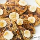 Banana Blender Pancakes for One (Gluten-Free)