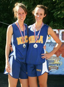 cross country sisters