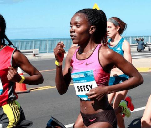 Betsy Saina Runner's World