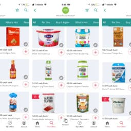 Grocery Rebate Apps