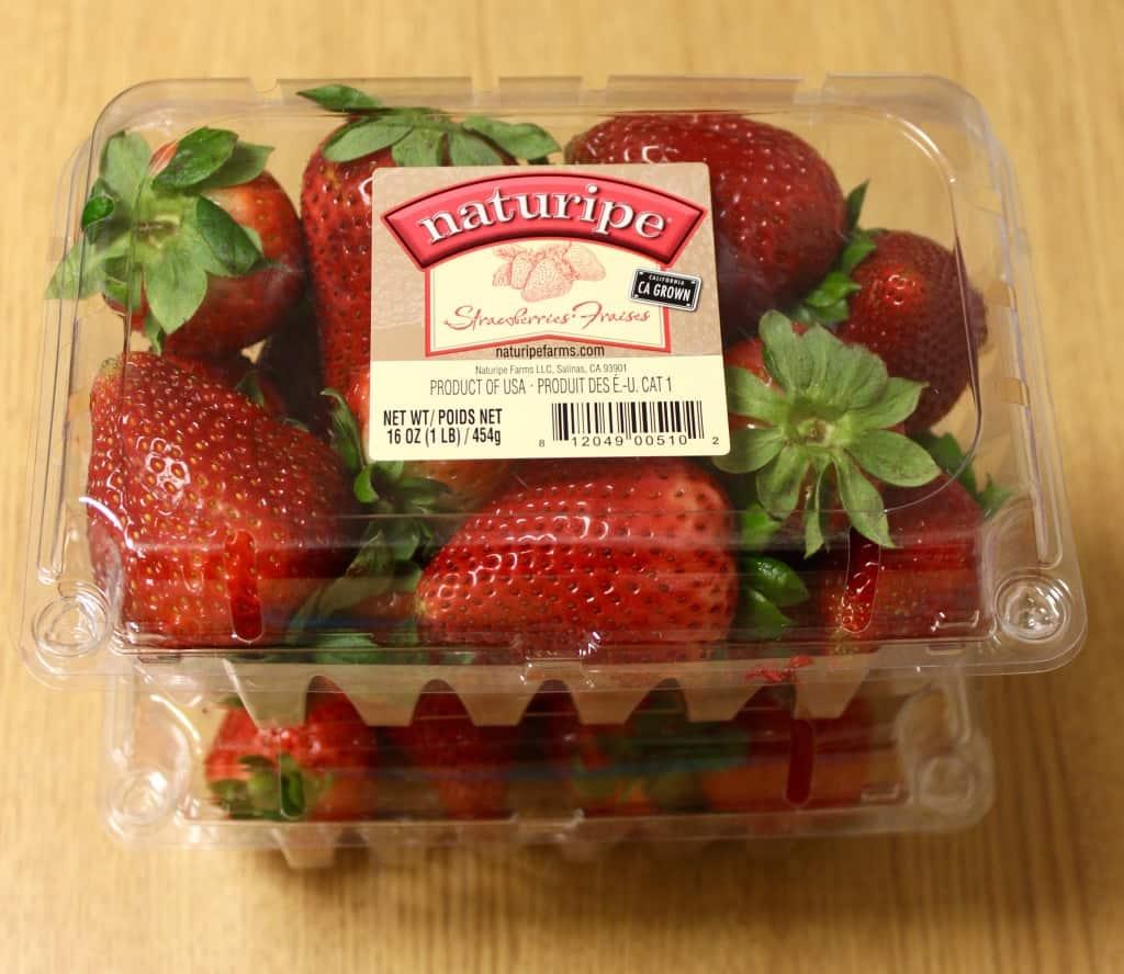 strawberries rebate coupon
