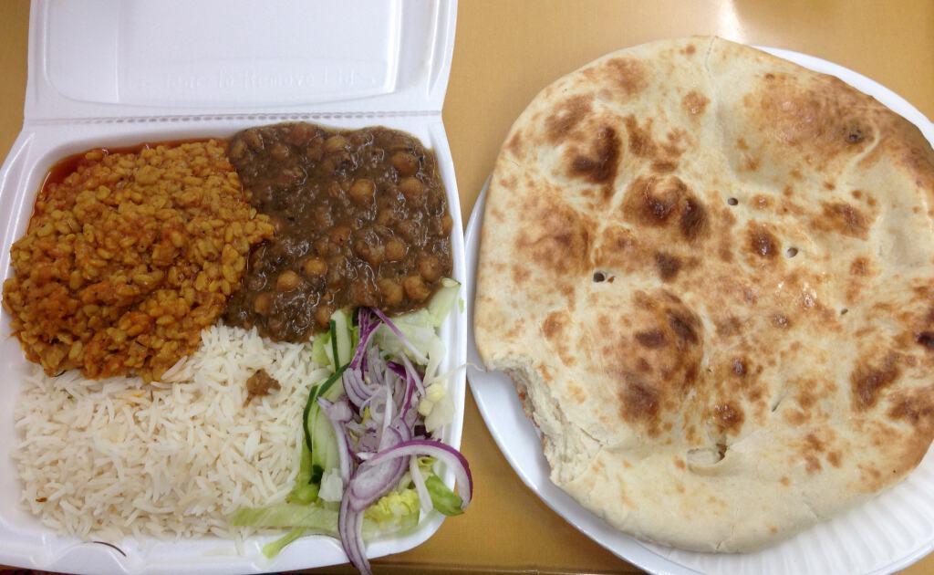 chana masala nyc little pakistan