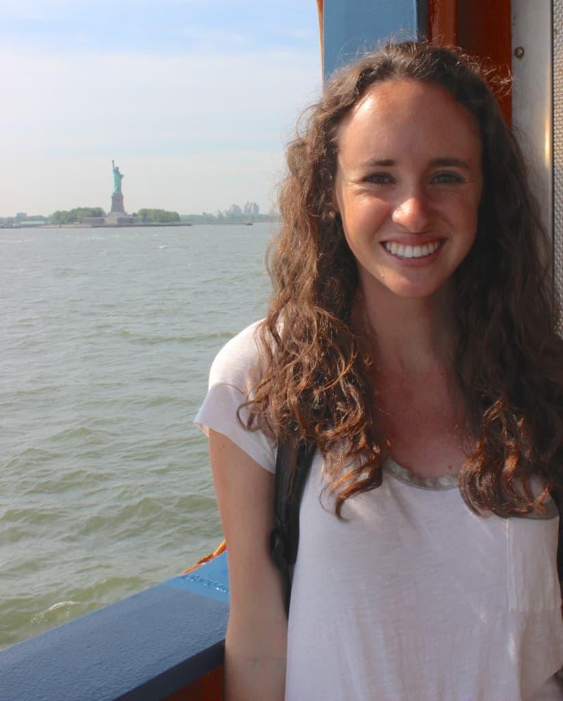 staten island free ferry statue liberty