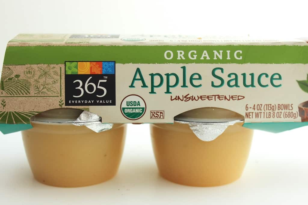 applesauce substitution for healthy whole wheat banana nut bread