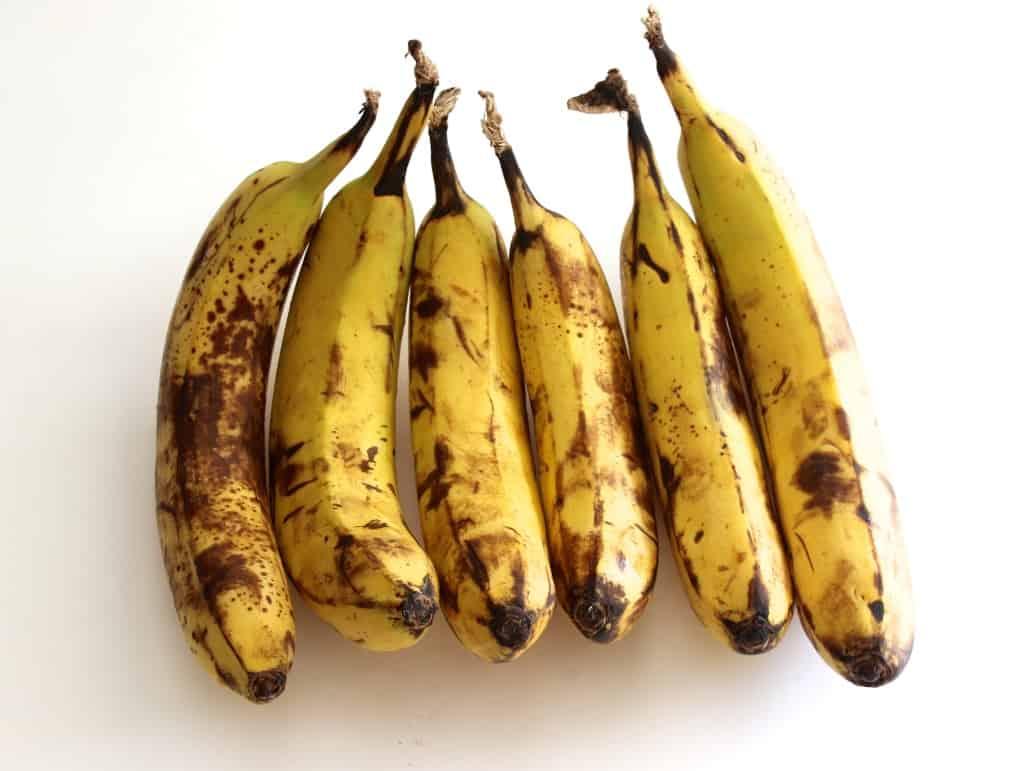 ripe bananas healthy whole wheat banana nut bread