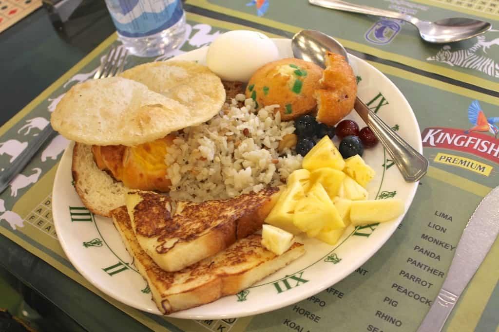 Eating Healthy at Restaurants