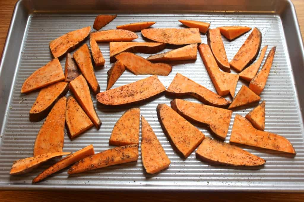 whole 30 sweet potatoes
