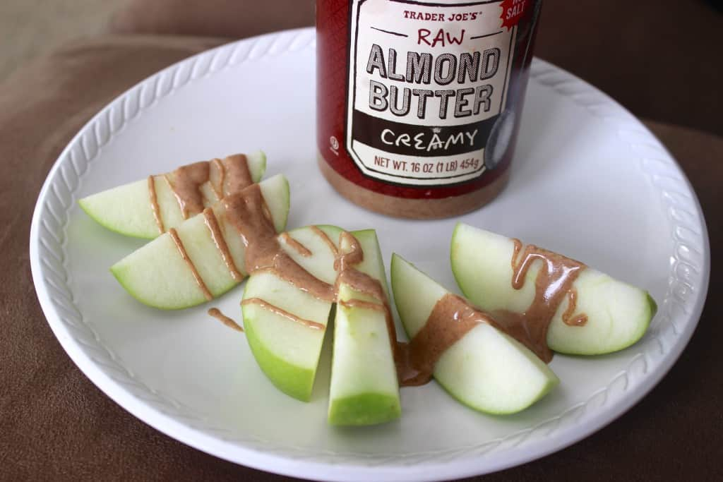 whole 30 apple almond butter