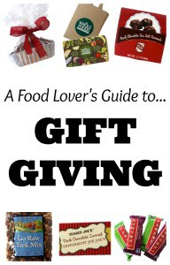 Foode gift ideas under $5 that everyone on your list will LOVE!