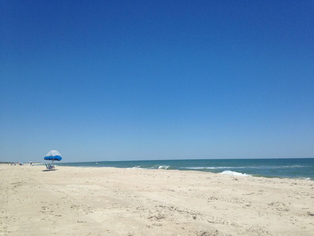 bald head island beach sand