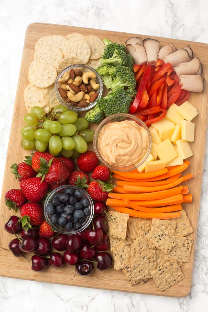 How To Make The Ultimate Snack Board Healthy Liv