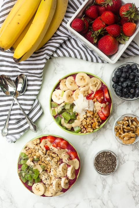The Ultimate Smoothie Bowl Recipe Healthy Liv
