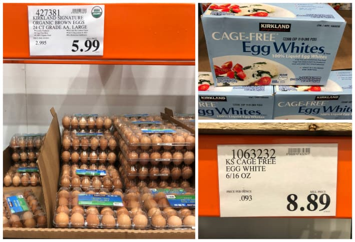 ⋆ My Healthy Costco Shopping List ⋆ My Atkins Diet